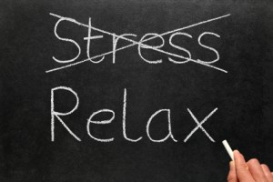 Stress-free is the best way to be!